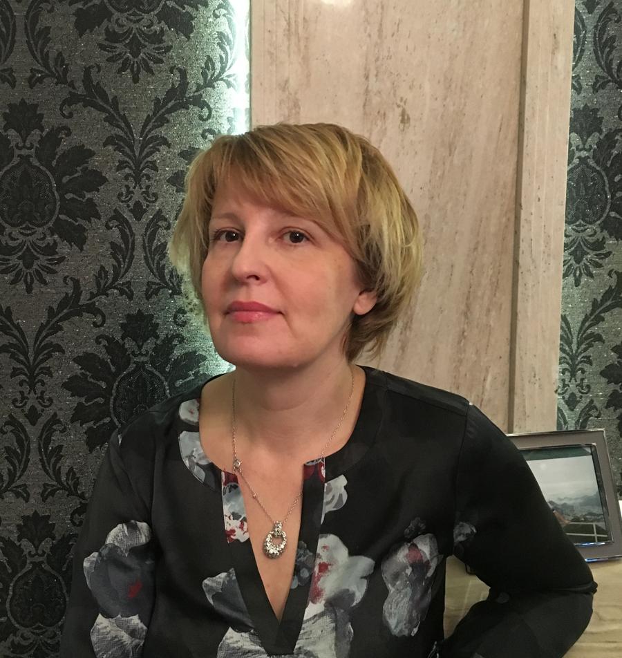 Татьяна Янюк