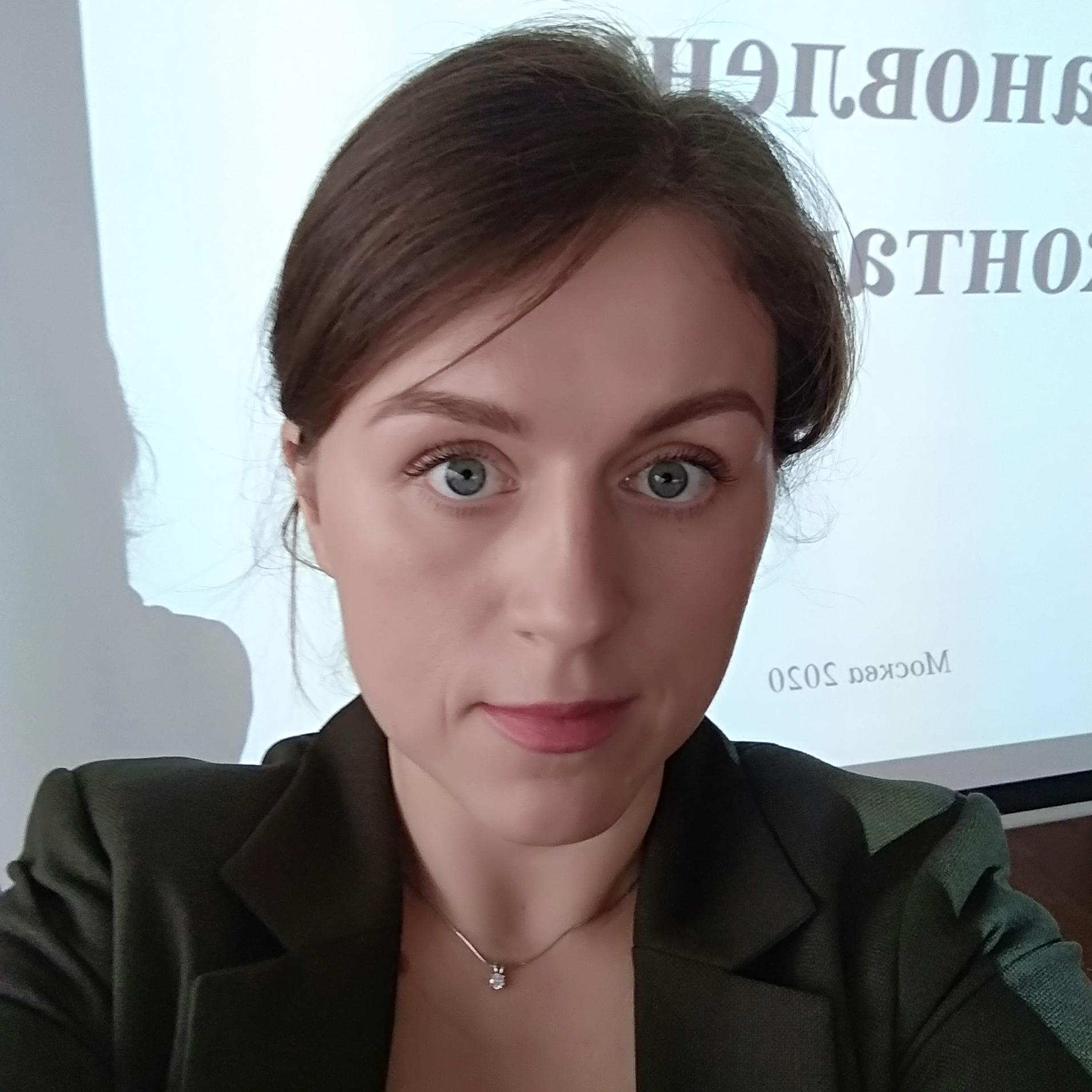 Паршукова Илона Сергеевна